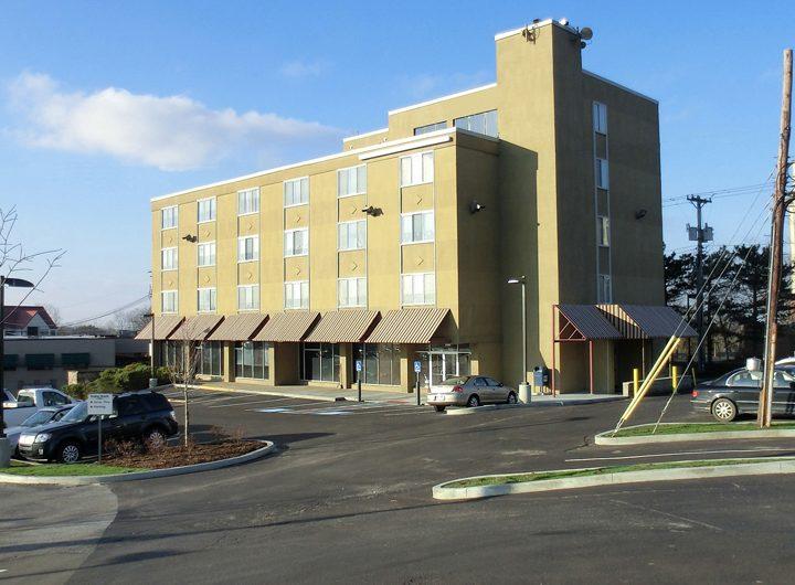 The Landmark Building