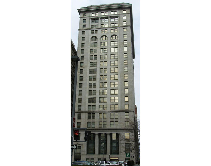 The Frick Building