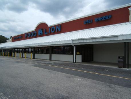 Wilson Square Shopping Center